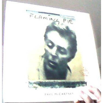 **vinil Inglês- Paul Mccartney -flaming Pie**