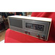 Radio Antigo De Baquelite Transistorizado Telefunken Caprice
