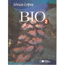 Livro Bio Volume 2 1ª Edição 2006 1ª Tiragem 2006