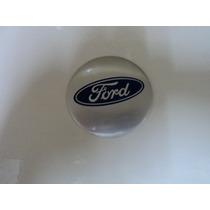 Emblema Ford 65mm Para Rodas Esportivas