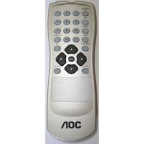 Controle Remoto Para Tv Monitor Lcd Aoc 19w531