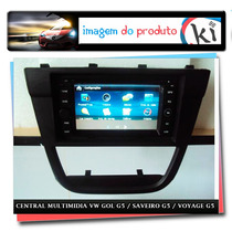 Central Multimidia Vw Gol G5 / Saveiro G5 / Voyage G5