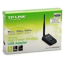 Adaptador Usb Wireless Tp-link Tl-wn7200nd 1000mw Ant. 5dbi