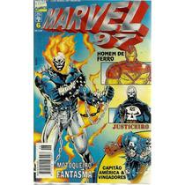 Gibi Marvel: Marvel 97 #6 - Abril - Bonellihq