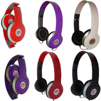 Fone De Ouvido Headphone Estilo Beats Neymar Dr Dre Mp3 Pc