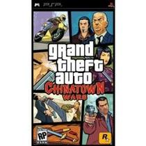 Jogo Gta Grand Theft Auto Chinatown Wars Para Psp ,lacrado