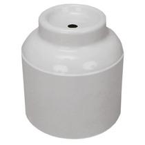 Capa Para Botijão De Gás Plástico Rígido Branca - Astra