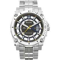 Relógio Bulova Precisionist Wb31014a 96b131 Em Promoção!
