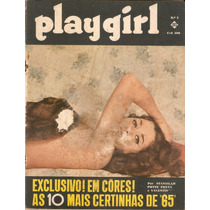 Playgirl Nº1 - As 10 Mais Certinhas De 1965