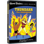 Dvd Thundarr The Barbarian Series {import} Novo Lacrado