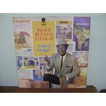 Disco Vinil Lp Nat King Cole A Meus Amigos 1974