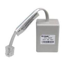 40 Micro Filtro Duplo Original D-link Adsl2+ C/ Frete Barato