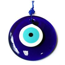 Olho Grego Olho Turco De Parede 15cm Salve Jorge Grátis Fret