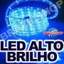 produto Mangueira Luminosa Luz Led Alto Brilho P/ Natal 10mt + Pisca
