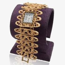 Relógio Feminino Tipo Bracelete , Frete Gratis.