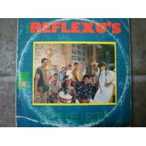 Lp - Banda Reflexus - Serpente Negra