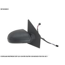 Espelho Retrovisor Externo Controle Eletrico Fiesta 02/...