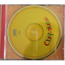 Cd Original Chiquititas Sem Encarte