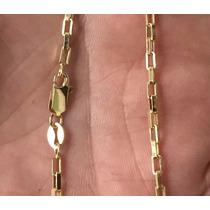 Corrente Cordão Cartier De Ouro 18k 60cm 7,8gr 3mm