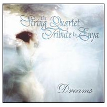 Cd The String Quartet Tribute To Enya: Dreams [eua] Lacrado
