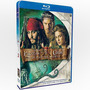 Blu-ray Piratas Do Caribe: O Baú Da Morte Lacrado
