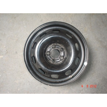 Roda Aro 15 Vw Fox 5 Furos Estepe R15 Ferro Crossfox Space