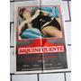 Cartaz Sexo Pornochanchada Biquini Quente Don Tim Elisabeth