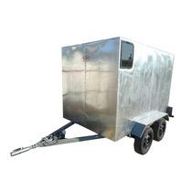 Reboque Em Chapa, Baú Ou Food Truck, Lanche, Sob Encomenda