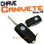 Chave Canivete P/ Alarme Original Vw Volkswagen Frete Gratis