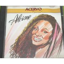 Cd Original Alcione Acervo Especial /