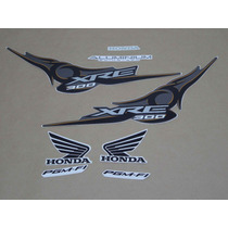 Kit Adesivos Honda Xre 300 2011 Dourada - Decalx
