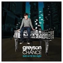 Cd Greyson Chance Hold On