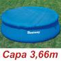 Capa Proteção 366 Cm Para Piscina Inflável 3,66 M Bestway