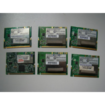 Placa Wireless Notebook Toshiba Sti Il1522 Is1522 E Outros