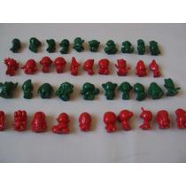 Panini 40 Bonecos Pequenos J Formato Geloucos