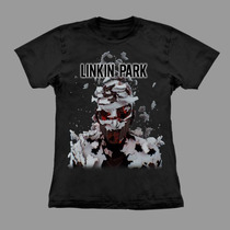 Baby Look Linkin Park Living Things!!!estampa Exclusiva!!!