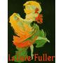 La Loie Fuller Pintura Mulher Dança Vestido Poster Repro