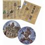 Iron Maiden Album Duplo 2 Lps Picture~ Import Novo E Lacrado