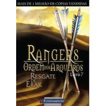 Rangers Ordem Dos Arqueiros Vol. 7 - Resgate De Erak