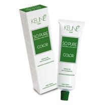 Keune So Pure Tinta Color - Tinta 60ml - 4.37- Castanho Méd