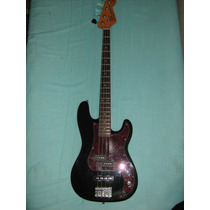 Baixo Shelter Sx Precision Bass Pj Head Fender Squier Hartke