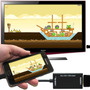 Adaptador Hdmi Celular Htc Amaze 4g Z710 Ligue Na Tv