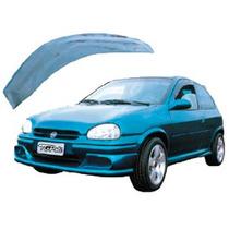 Calha Defletor De Chuva Tgpoli Corsa 2p Ou Pick-up Corsa