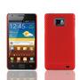 Capa Snap Tpu Para Galaxy S2 I9100 + Pelicula