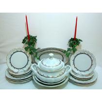 Aparelho De Jantar - Porcelana Real
