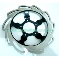 Disco De Freio Dianteiro Cg Titan 125 Wave Personalizado