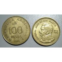 Moeda Antiga 100 Pesos 1978 - Argentina