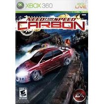 Jogo Lacrato Ntcs Need For Speed Carbon Para Xbox 360