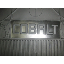 Tapete De Borracha Cobalt Gm 3 Pc