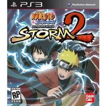 Jogo Naruto Shippuden Ultimate Ninja Storm 2 Ps3 Americano